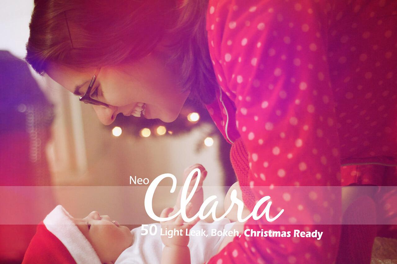 Clara Overlay Banner