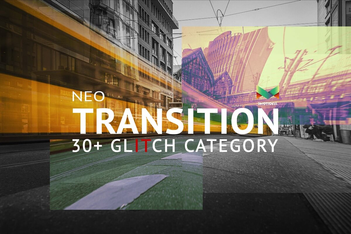 Neo Glitch Transition