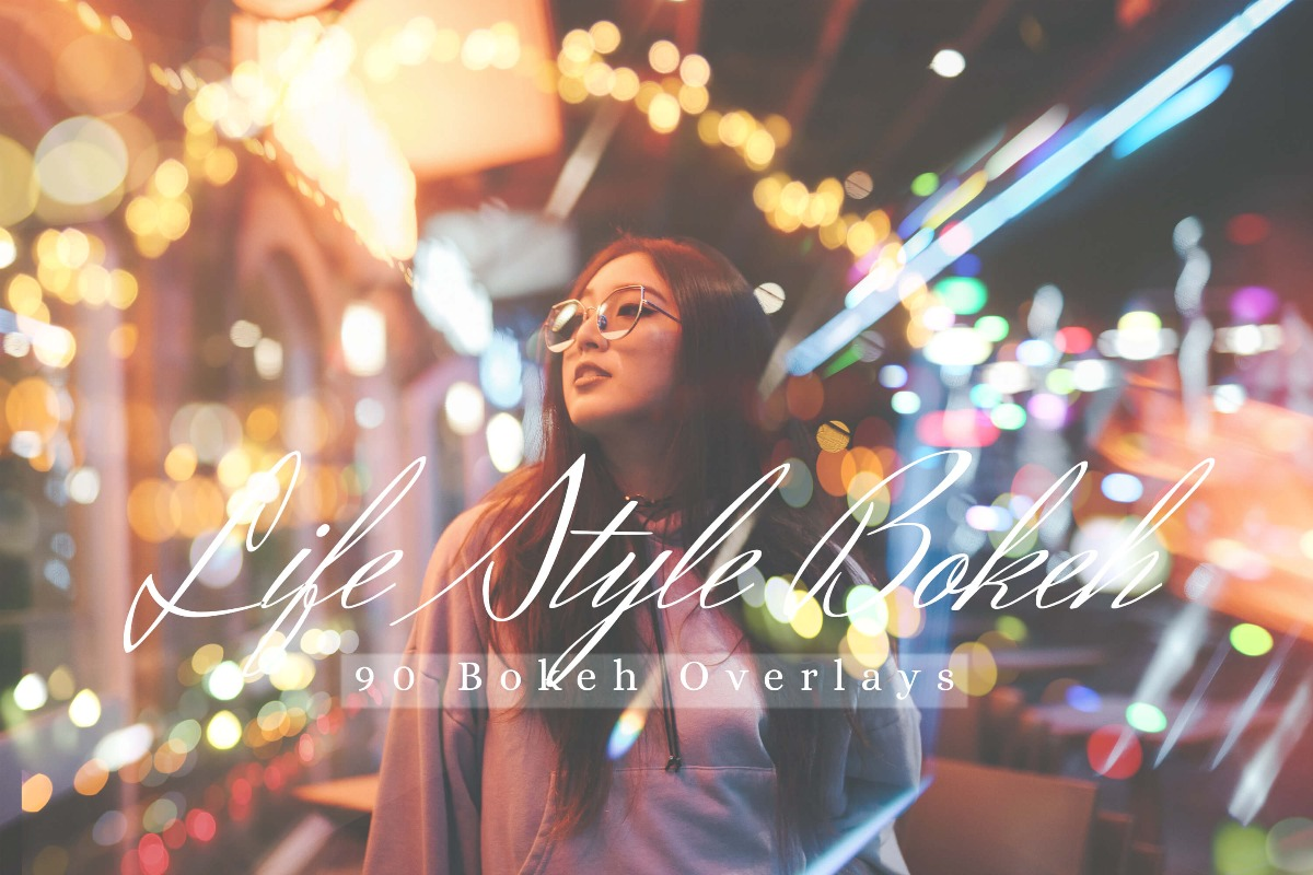 LifeStyle Bokeh Pack 01 Banner
