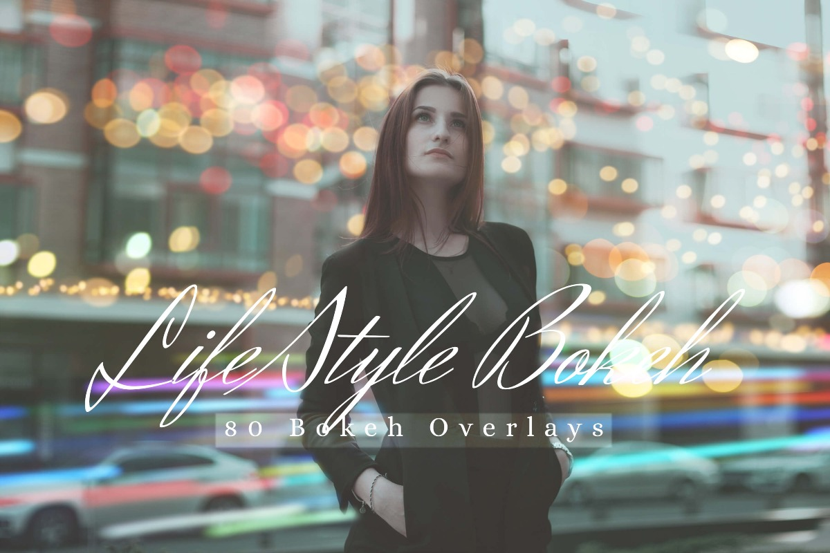 Lifestyle Bokeh Pack 02 - 01