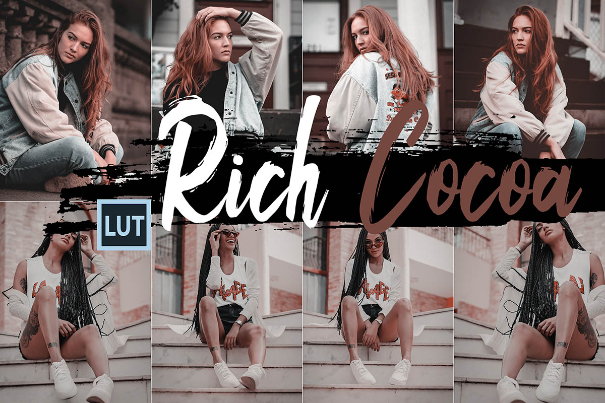 Title: Neo Rich Cocoa Theme Color Grading LUT presets