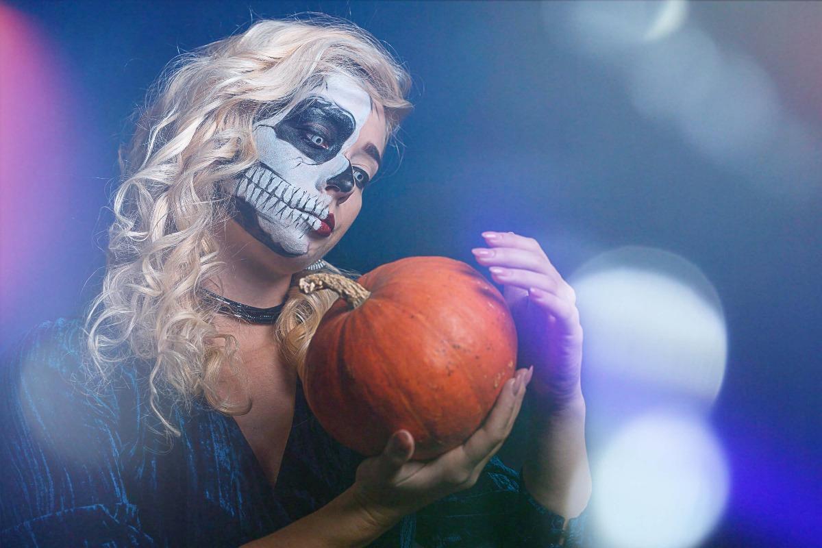 60 Neo Halloween lights Effect Photo Overlays, Lightleak Sparkles effects digital backdrop, Professional bokeh