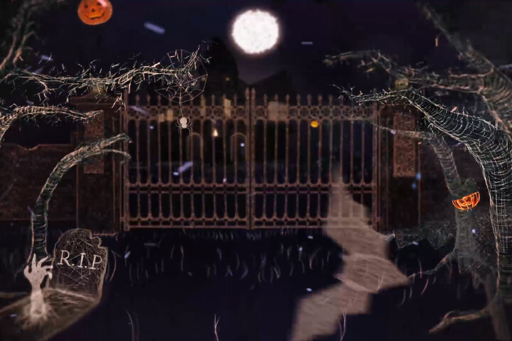 Neo Halloween Title AfterEffects