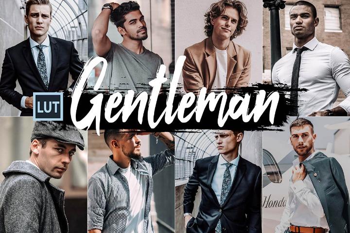 Gentleman LUT presets