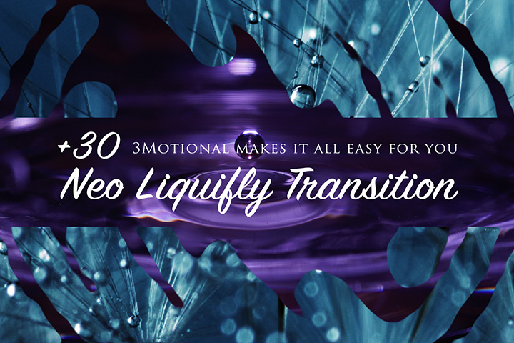 Neo Liquifly Transition Motion graphic template premiere pro