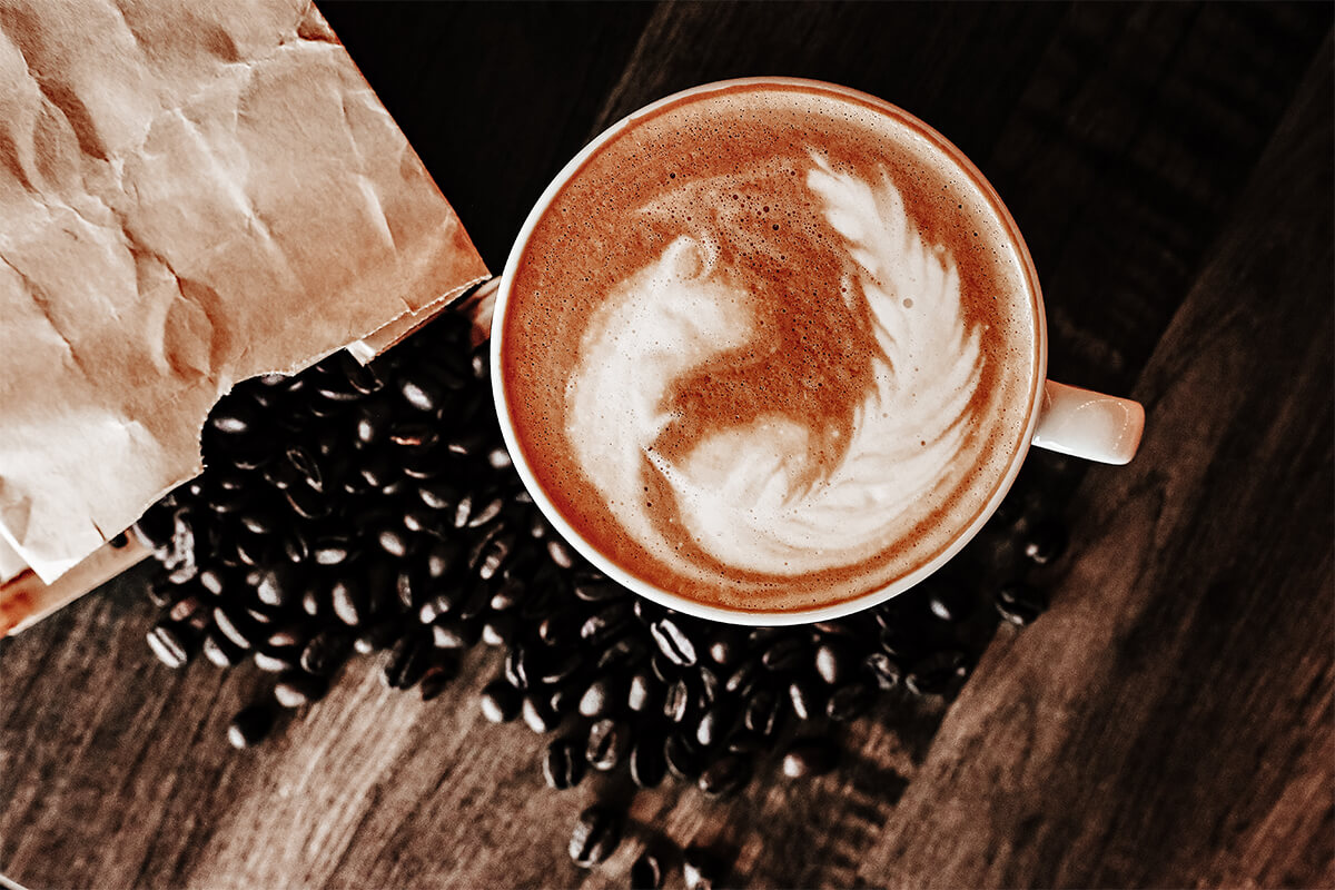 Double Coffee Lightroom Presets and ACR preset Photoshop Action Luts Photo Filter Mobile Lightroom Presets theme