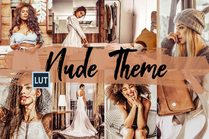 Nude Desktop Lightroom Presets, Adobe Camera raw ACR presets, Photoshop Actions, Luts Photo Filter Video Filter Mobile Presets, editing fashion Instagram lifestyle