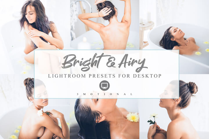 12 lightroom Presets Bright and Airy, ACR Photo Blogger Preset, White Photo Filter Influencer, Blogger Travel Lifestyle, fashin style, VSCO