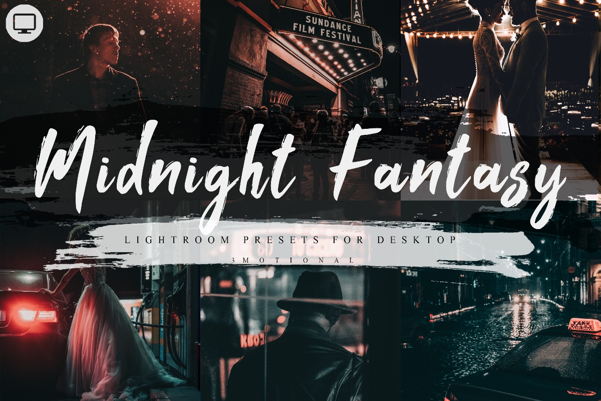 7 Midnight Fantasy Lightroom Presets, Mobile Presets, Photoshop Action atn, ACR camera raw, Lut photo video filter, Instagram Blogger Photo Filter, Outdoor, Bright style Indoor, Forest Preset, travel photographer influencer preset
