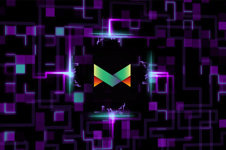 Digital Circuit Logo After effects template