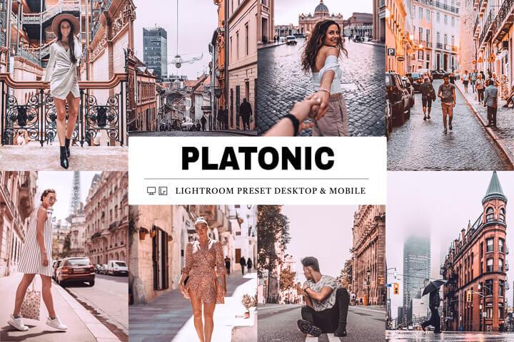 Platonic Lightroom Presets Lightroom Mobile Presets Photoshop Action