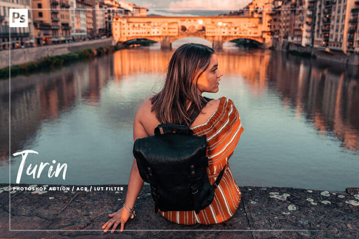 08 Turin Mobile and Desktop Lightroom Presets, Warm Light Photo Editing Filter For Instagram Blogger, Soft Skin Brown Tone Theme, Photo tone