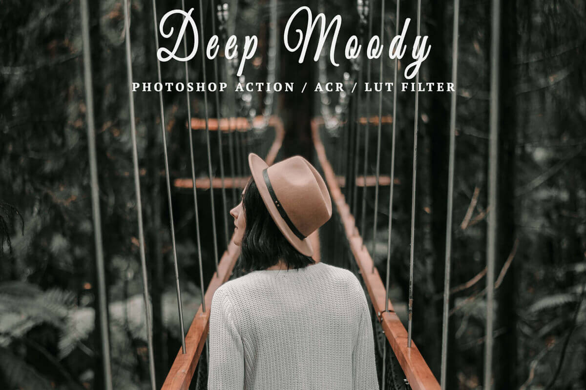 10 Photoshop Actions ACR Presets LUT Filters Neo Deep Moody Ps Actions Instagram Travel Photography 3motional Presets Blogger Lifestyle Influencer Tone