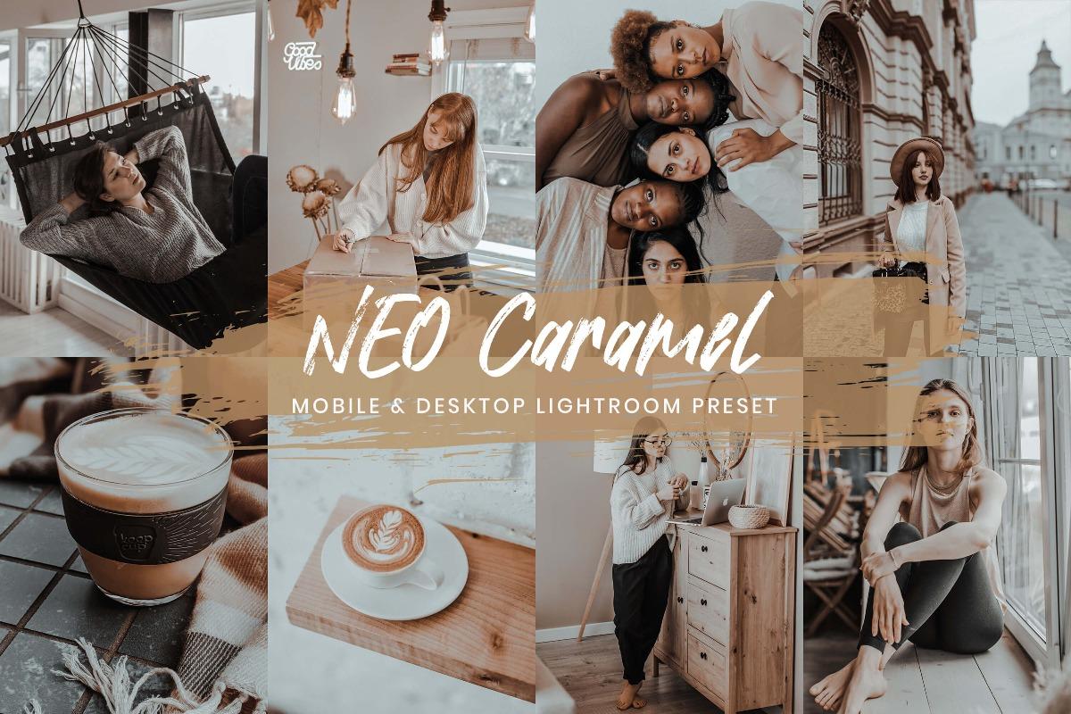 15 Mobile Lightroom Presets Neo Caramel Desktop Lightroom Presets Instagram Presets Travel Presets Blogger Presets Mobile Presets 3Motional