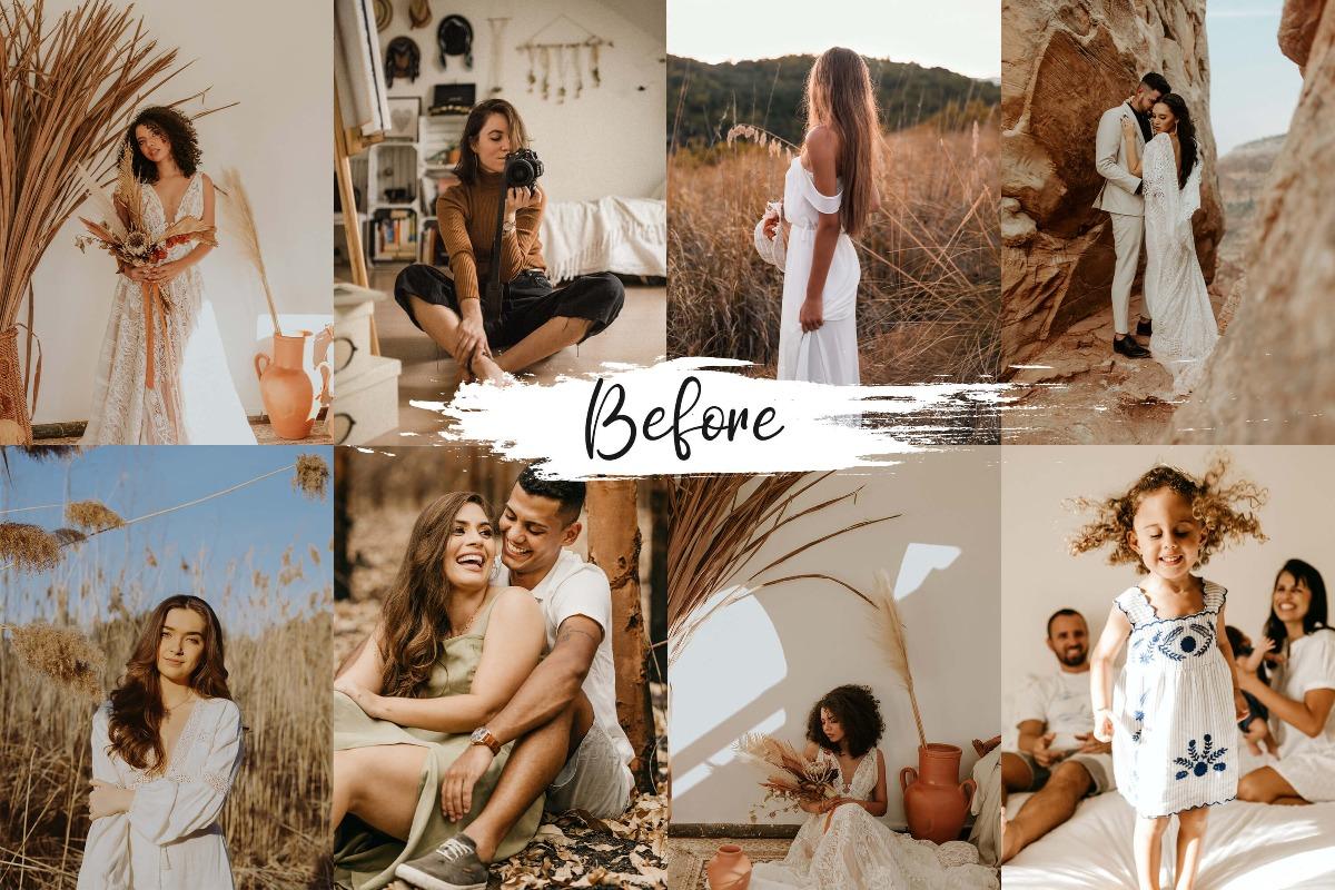 15 Photoshop Actions ACR Presets Neo Vanilla - FilterGrade