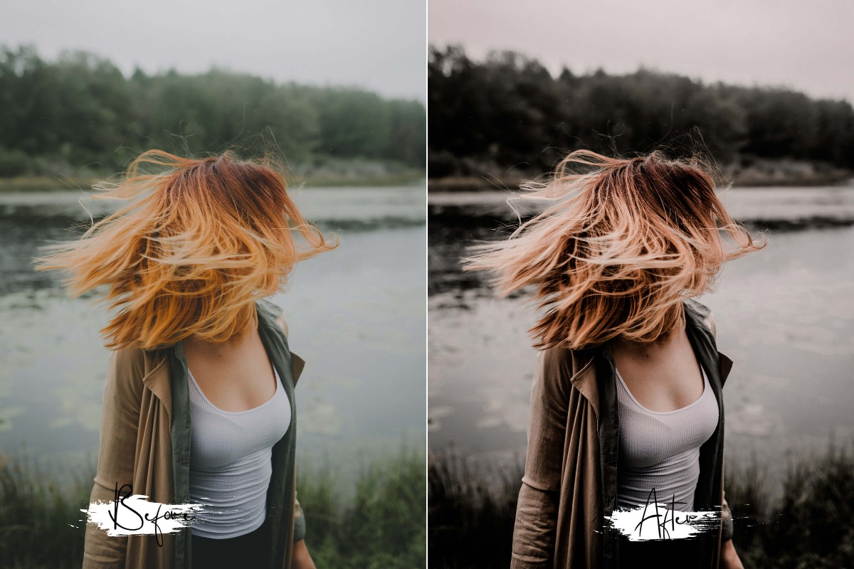 15 Photoshop Actions ACR Presets Neo Caramel - 3Motional