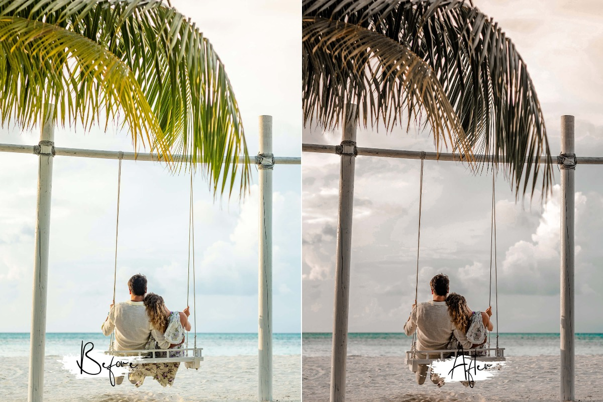 15 Photoshop Actions ACR Presets Neo Inky Moody - 3Motional