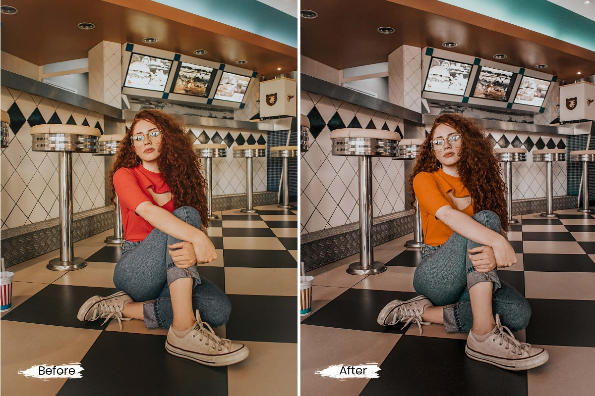 15 Photoshop Actions ACR Presets Neo Sunshine - 3Motional