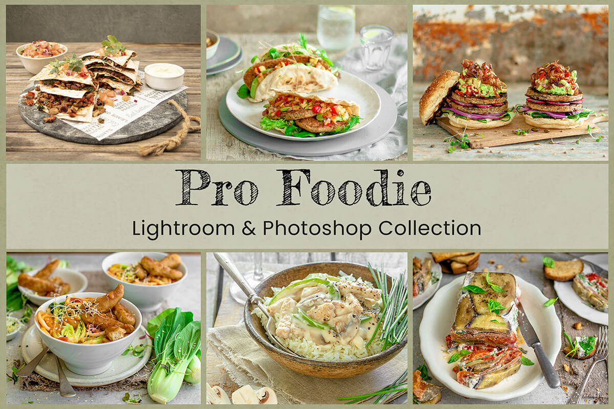 Foodie Lightroom Mobile Presets Photoshop Photography Instagram Blogger Bright Fast Food Art Blogger Delicious Tasty Lifestyle Yummy LUTs